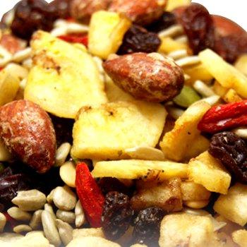 ナッツ&ドライフルーツ 1kg入り ≪木の実やナッツ、フルーツたっぷり≫