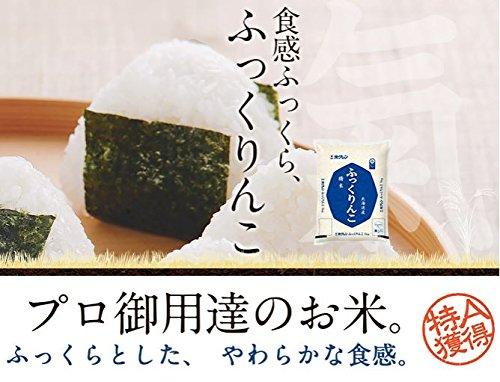 ホクレン 北海道産ふっくりんこ 袋5kg