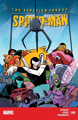 The Superior Foes of Spider-Man #3 Marvel