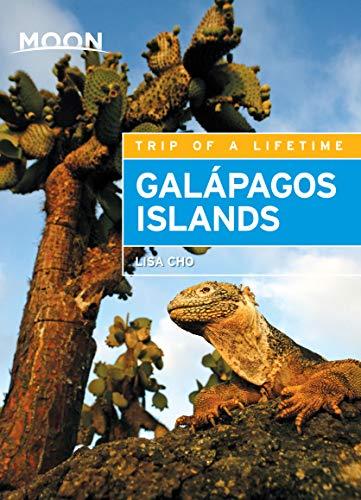 Moon Galápagos Islands (Travel Guide) (English Edition)