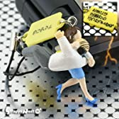 StrapyaNext 「これでもくらえっっ 」OLの逆襲 プロレス携帯ストラップ(ラリアット)