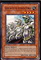 Yu-Gi-Oh! - Goblin Elite Attack Force (CRV-EN020) - Cybernetic Revolution - Unlimited Edition - Super Rare