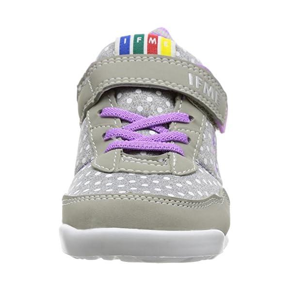 [イフミー] 運動靴 イフミーライト グレー ...の紹介画像4