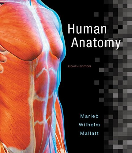Download Human Anatomy Plus Mastering A&P with Pearson eText -- Access Card Package (8th Edition) 0134215036