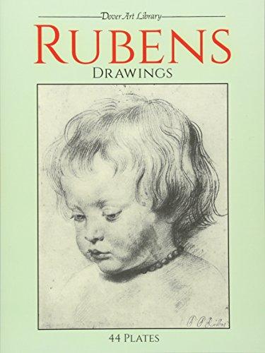 Rubens Drawings: 44 Plates (Dover Fine Art, History of Art)