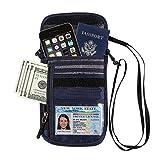GOWISS パスポートケース ネックポーチ スキミング ..