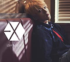 EXO「Love Me Right 〜romantic universe〜」のCDジャケット