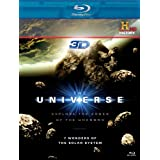 Universe: 7 Wonders of the Solar System 3d [Blu-ray] [Import]