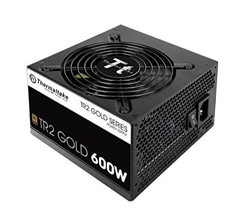 Thermaltake TR2 600W V2 -Gold- PC電源ユニット PS634 PS-TR2-0600NPCGJP-G-V2