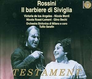 Rossini: Il Barbiere Di Siviglia (The Barber Of Seville) / de los Angeles
