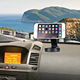 TiGRA Sport iPhone6s 車載ホルダー スタンド フレキシブル MountCase for iPhone6/6s 【簡単ワンタッチ固定】