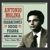 Grabaciones Discos Pizarra by Antonio Molina
