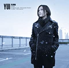 YUI「GLORIA」のジャケット画像