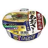 寿がきや 逸品素材 伊勢志摩あおさラーメン貝だし塩味 100g×12個
