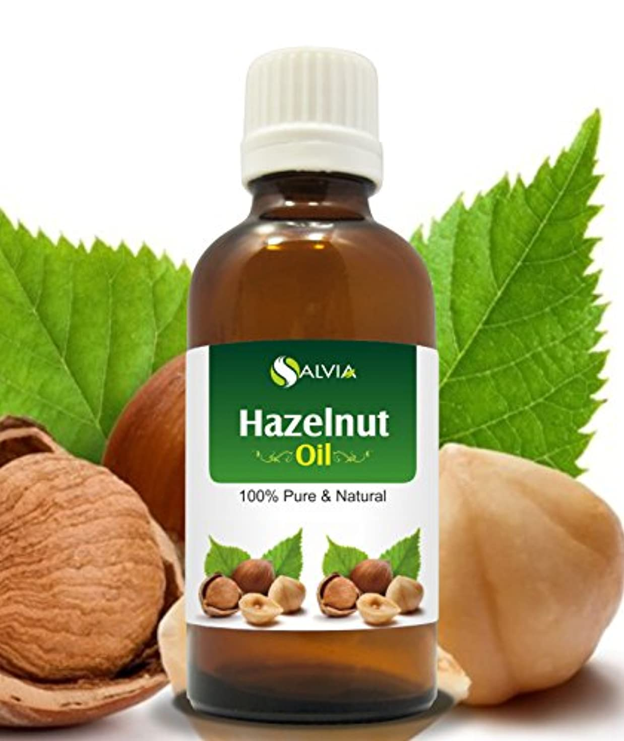 トーン伝導予知HAZEL NUT OIL 100% NATURAL PURE UNDILUTED UNCUT CARRIER OILS 15ML