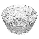 iittala [ イッタラ ] KASTEHELMI カステヘルミ bowl ボウル clear クリア 1015297 北欧 新生活 [並行輸入品] 画像