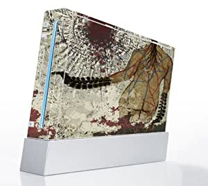 Nintendo Wii Skin Decal Sticker - The Natural Woman by DecalSkin [並行輸入品]