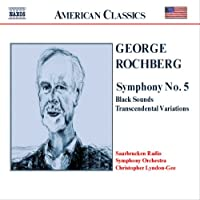 ロックバーグ:交響曲第5番/ブラック・サウンズ