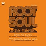 SPIRIT OF LOVE feat. VANESSA FREEMAN & MIKE PATTO (45 VERSION)  B/W MY DREAM CAME TRUE feat. LEON KING (RYUHEI THE MAN 45 EDIT) [Analog]