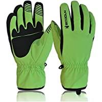 Fashionwu スキーグローブ スノーボード グローブ 手袋 防水 防寒 防風 冬 アウトドア 男女兼用