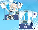 アニメジャパン 2018 ミライアカリ フルグラフィック Tシャツ Lサイズ
