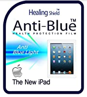 Healingshield スキンシール液晶保護フィルム Eye Protection Anti UV Blue Ray Film for Apple Tablet The New ipad