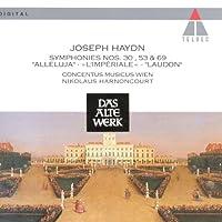 Haydn;Syms.30,53,69