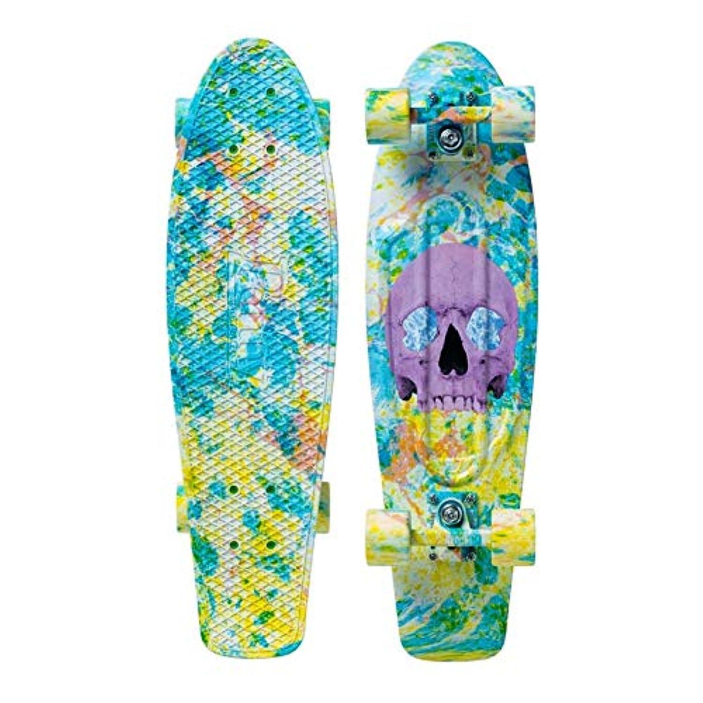 PENNY skateboard(スケートボード)オリジナル27inch?SKULL SPLATTER