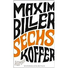 Sechs Koffer: Roman (German Edition)