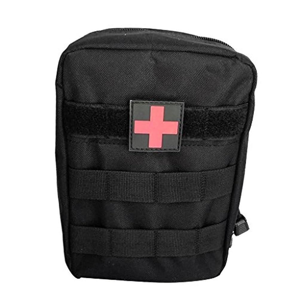 団結聖域理想的にはSunniMix ナイロン製 ハイキング 登山 救急箱 収納袋 小物入れバッグ ポーチ ポケット 防水 実用的