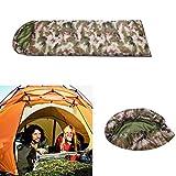 Mummy Military Sleeping bag15¡ æ-5¡ æキャンプハイキングwith Carrying Caseブランドグリーン