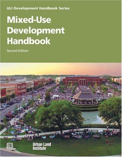 Download Mixed-Use Development Handbook 0874208882