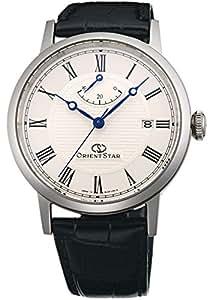 [オリエント]ORIENT 腕時計 ORIENTSTAR オリエントスター クラシック 機械式 自動巻(手巻付) ウォームホワイト WZ0341EL メンズ
