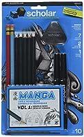 sanford Prismacolor Beginner Manga Set (1822417) [並行輸入品]