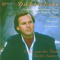 Lieder Nach Cedichten Von Heinrich Heine : Liszt/Brahms/Schumann