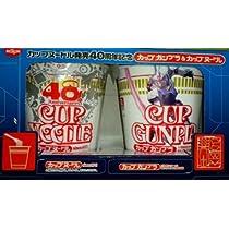 【RX-78-2ガンダム】カップヌードル発売40周年記念 カップガンプラ&カップヌードル77g
