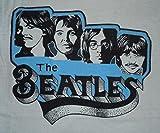 The BeatlesブルーRock Bandアートonマウスパッドマウスパッドコンピュータデスクトップ供給クラシックヴィンテージ古い音楽