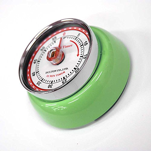 RoomClip商品情報 - ダルトン COLOR KITCHEN TIMER WITH MAGNET ミントグリーン