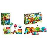 レゴ(LEGO) ブロック おもちゃ デュプロのいろいろアイデアボックス<DX> 10887 知育玩具 ブロック おもちゃ 男の子 & レゴ(LEGO)デュプロ はじめてのデュプロ(R)