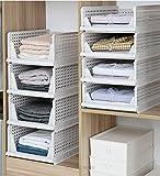 衣装ケース 引き出し クローゼット 引き出し 衣類収納 衣装ボックス タンスの中 折りたたみ 大容量 キッチン収納 服収…