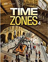 Time Zones 2nd Edition 4 Classroom Audio CD and DVD