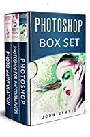 Photoshop Box Set: 3 Books in 1