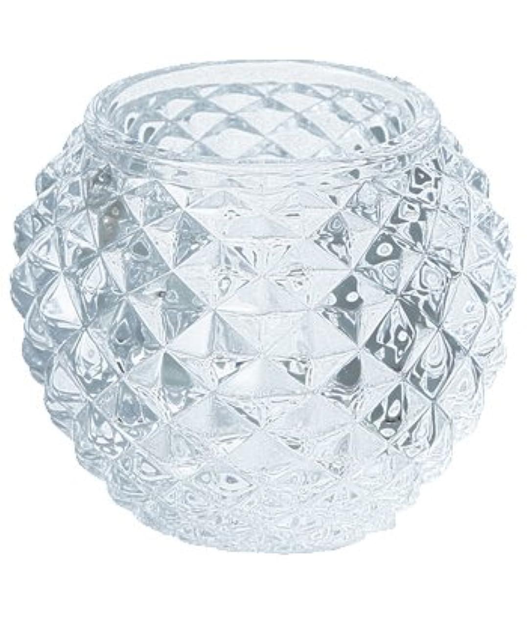 充実順応性のあるきゅうりキャンドルホルダー?ダイヤモンドボール/1個
