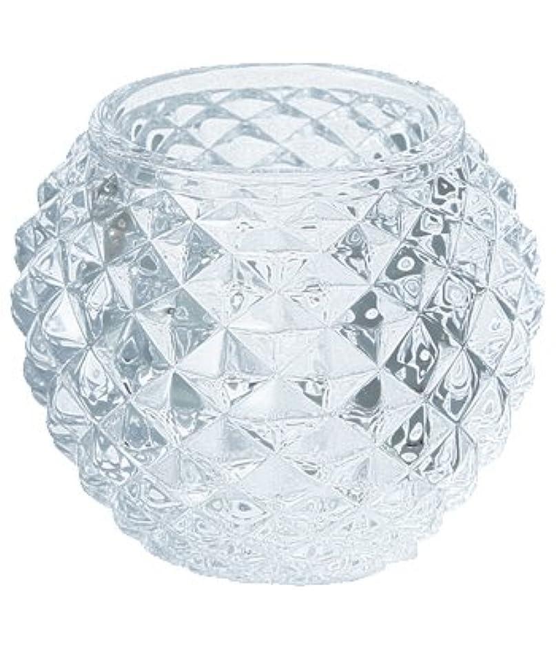 もっともらしい思いやりストレスの多いキャンドルホルダー?ダイヤモンドボール/1個