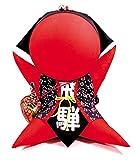 さるぼぼ【大[53cm]】(赤) / 飛騨のお守り人形 子宝・安産・縁結び・魔除け・受験合格//