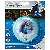 Philips Sensor Night Light Frozen Elsa and Anna, Blue