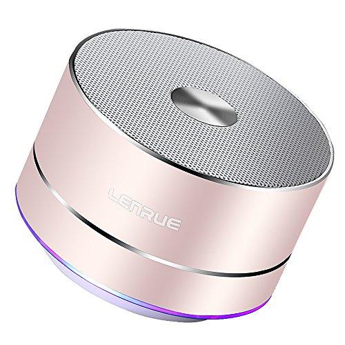 Lenrue A2 Bluetooth スピーカー ポータブ...