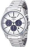 [セイコー ウオッチ]SEIKO WATCH 腕時計 SPIRIT SMART スピリットスマート ソーラー サファイアガラス 日常生活用強化防水(10気圧) 耐磁時計 らくらくアジャストバンド SBPY133 メンズ