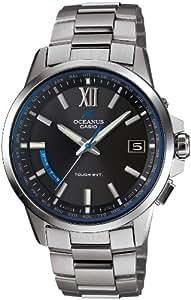 [カシオ]CASIO 腕時計 オシアナス 電波ソーラー OCW-T150-1AJF メンズ