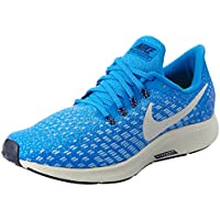 new product 18c1e 2ba55 Nike Men s Air Zoom Pegasus 35 Shoes, Cobalt Blaze, Light Bone-Sail-